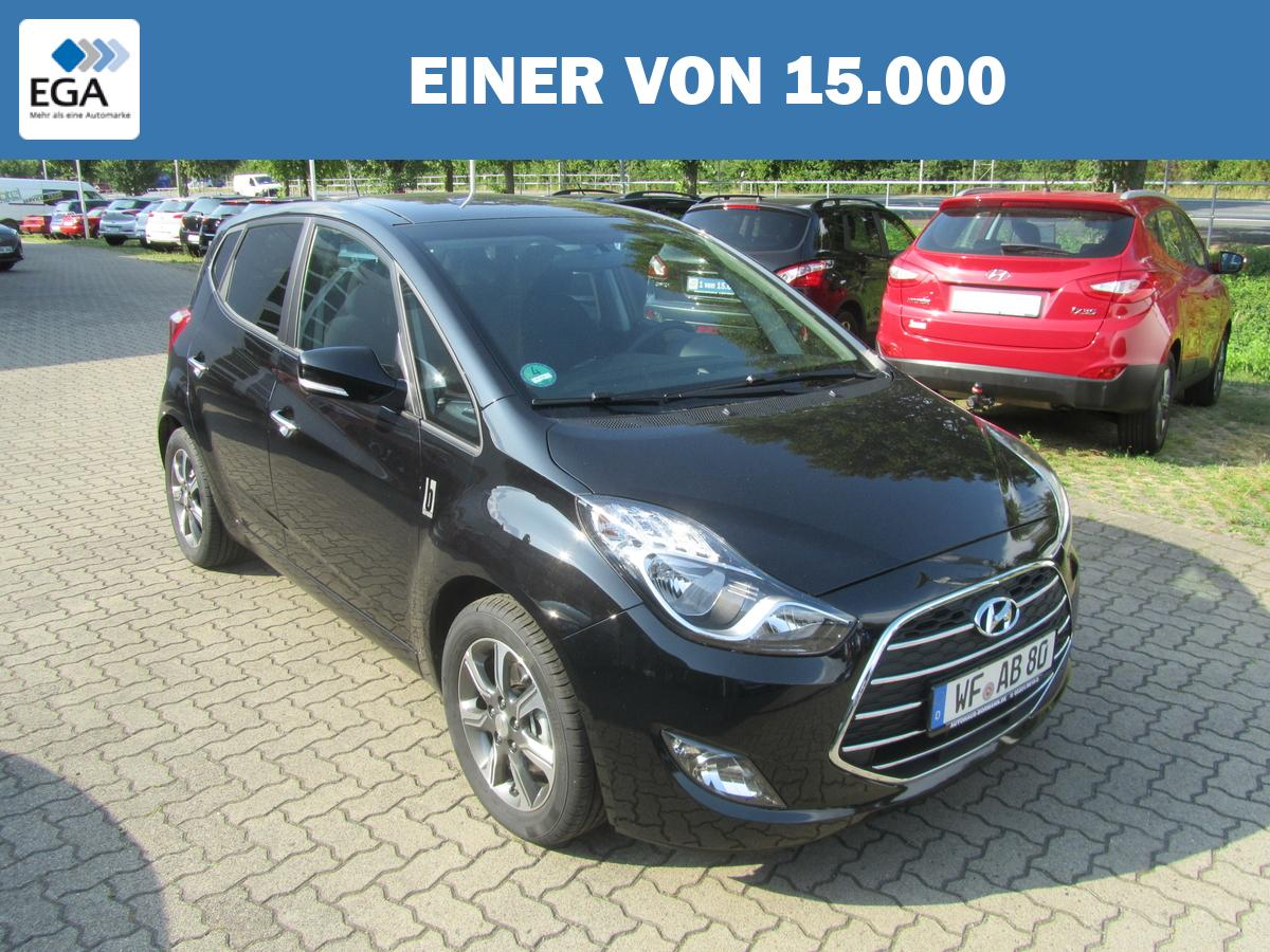 Hyundai ix20 1.6 Space Plus Panoramadach+Navi+Bluetooth+PDC