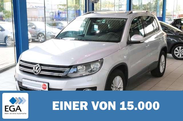 Volkswagen Tiguan Cup Sport & Style DSG PLA AAC PDC