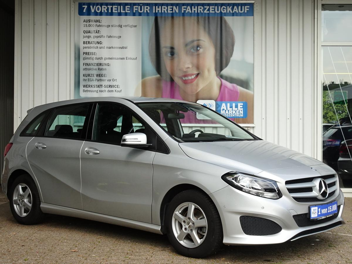 Mercedes-Benz B 180 BlueEfficiency *NAVI*PTS AKT*SHZ*BLUETOOTH*SHZ*