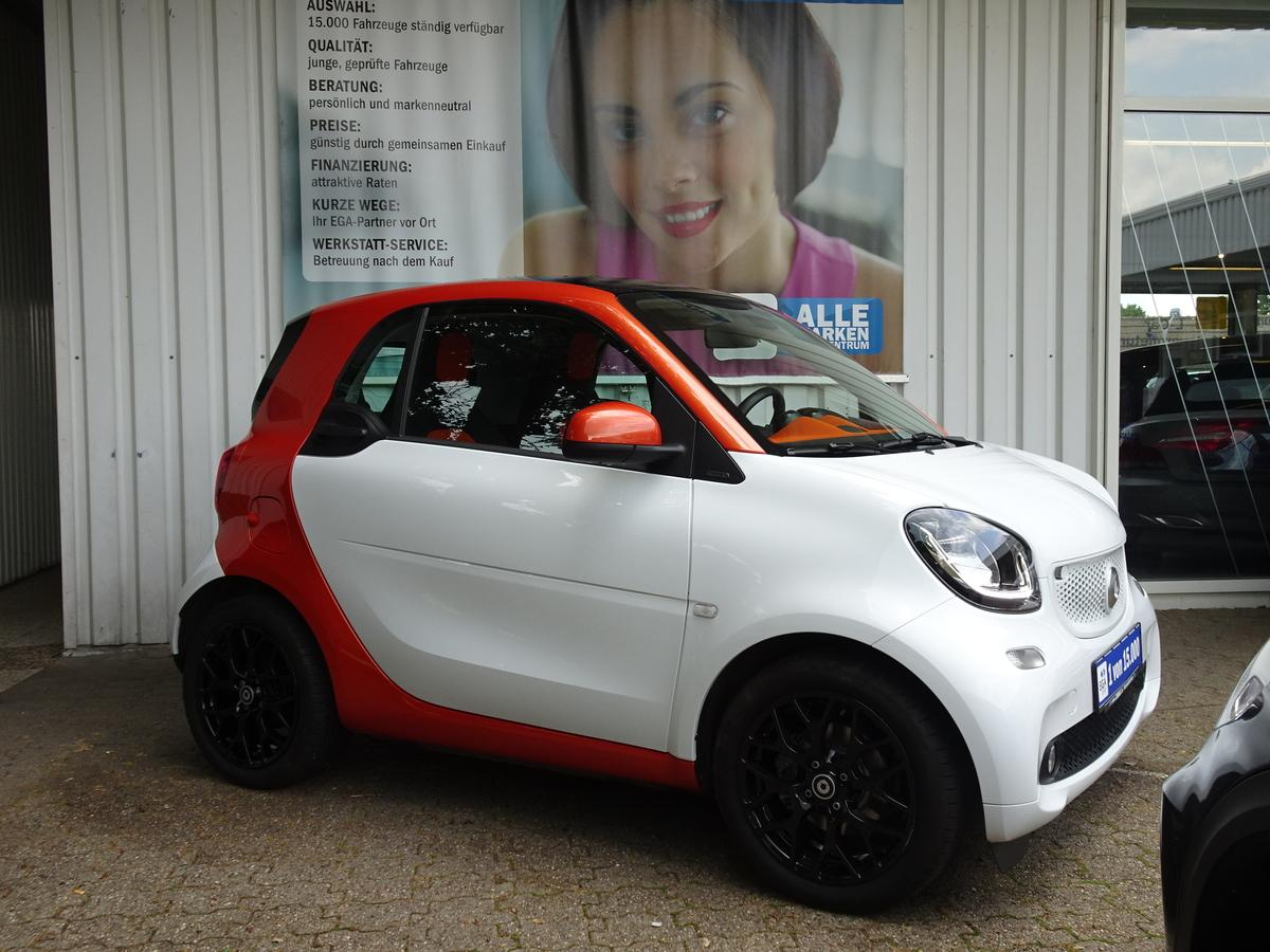 Smart Fahrzeugübersicht Auto Menzel Gmbh Co Kg