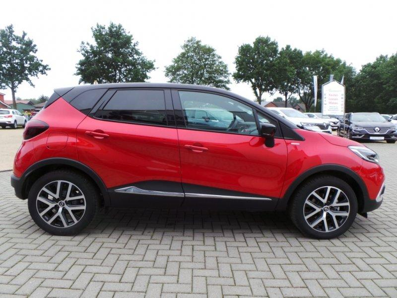 Renault Captur TCe 150 Red Edition