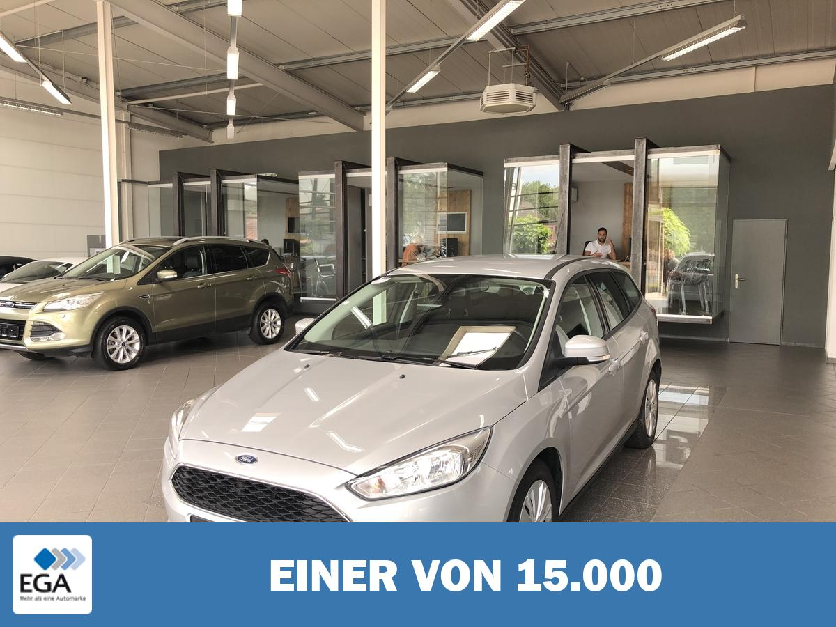 Ford Focus 1.5 EcoBoost Business Navi PDC SHZ