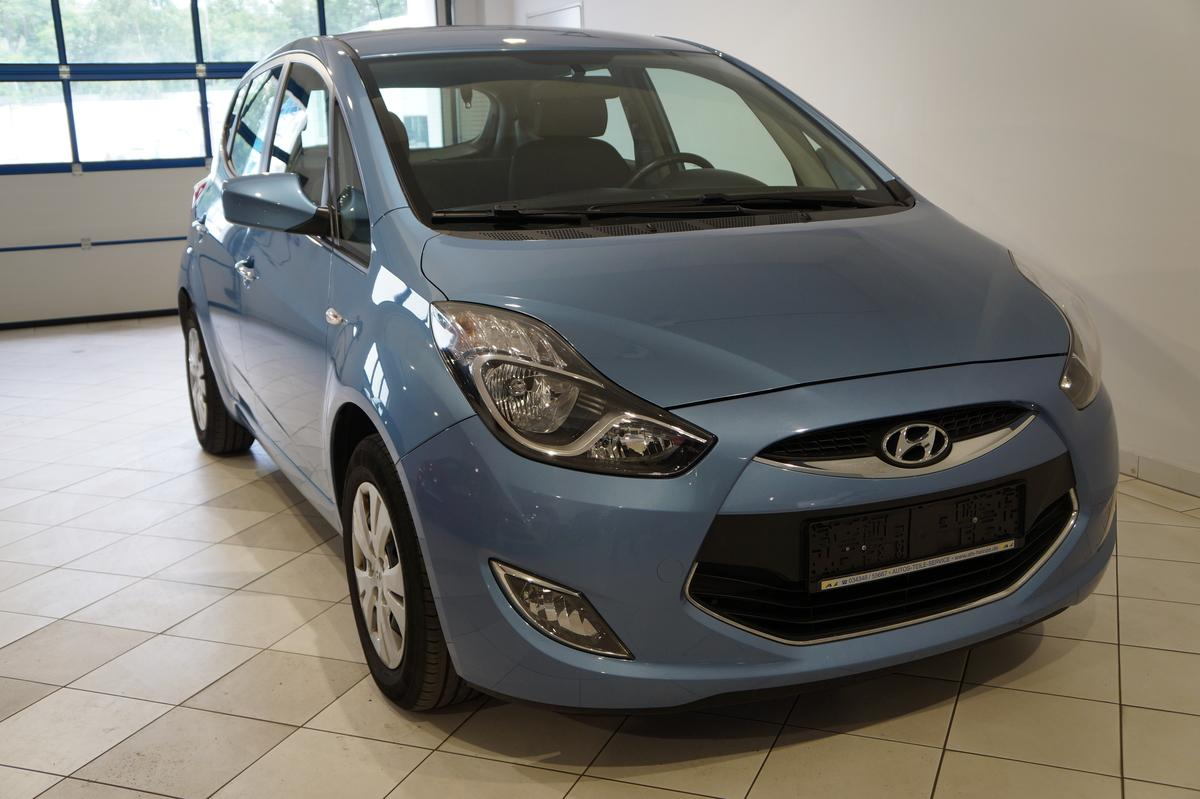 Hyundai ix20 SHZ PDC KLIMAAUTOMATIK WR