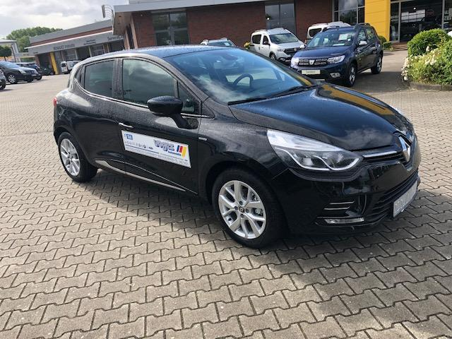 RENAULT RENAULT Clio TCe Limited +NAVI+PDC