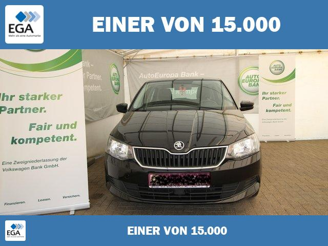 Skoda Fabia 1.0 MPI Ambition KLIMA*BLUETOOTH*USB-SD