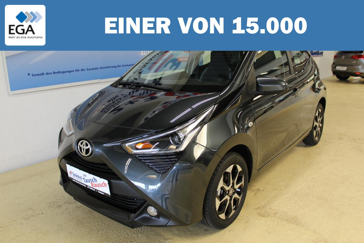 Toyota Aygo 1.0 X-Play Connect