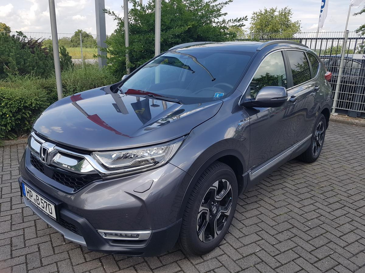 Honda CR-V Executive 4WD Hybrid 2.0 CVT-Automatik Navi