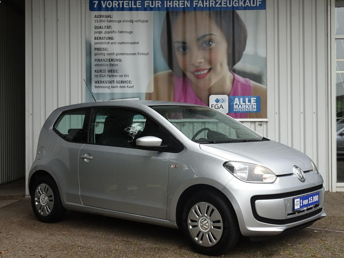 Volkswagen up! 1,0 *NAVI*SERVO*CD RADIO*ZVFB*