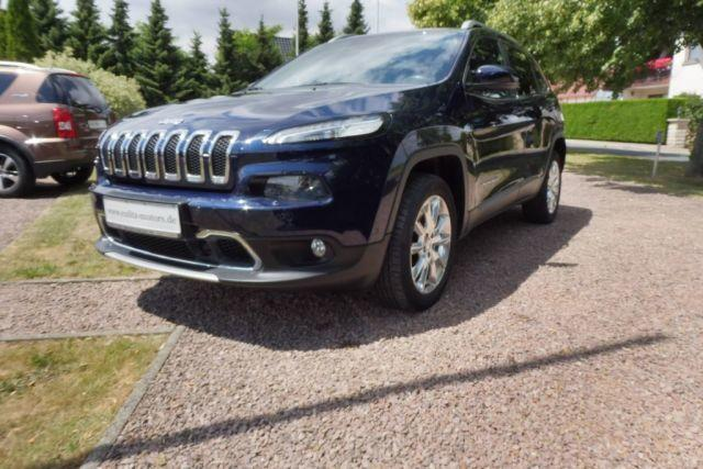 Jeep Cherokee 2.0 MJ 4WD Aut. Limited