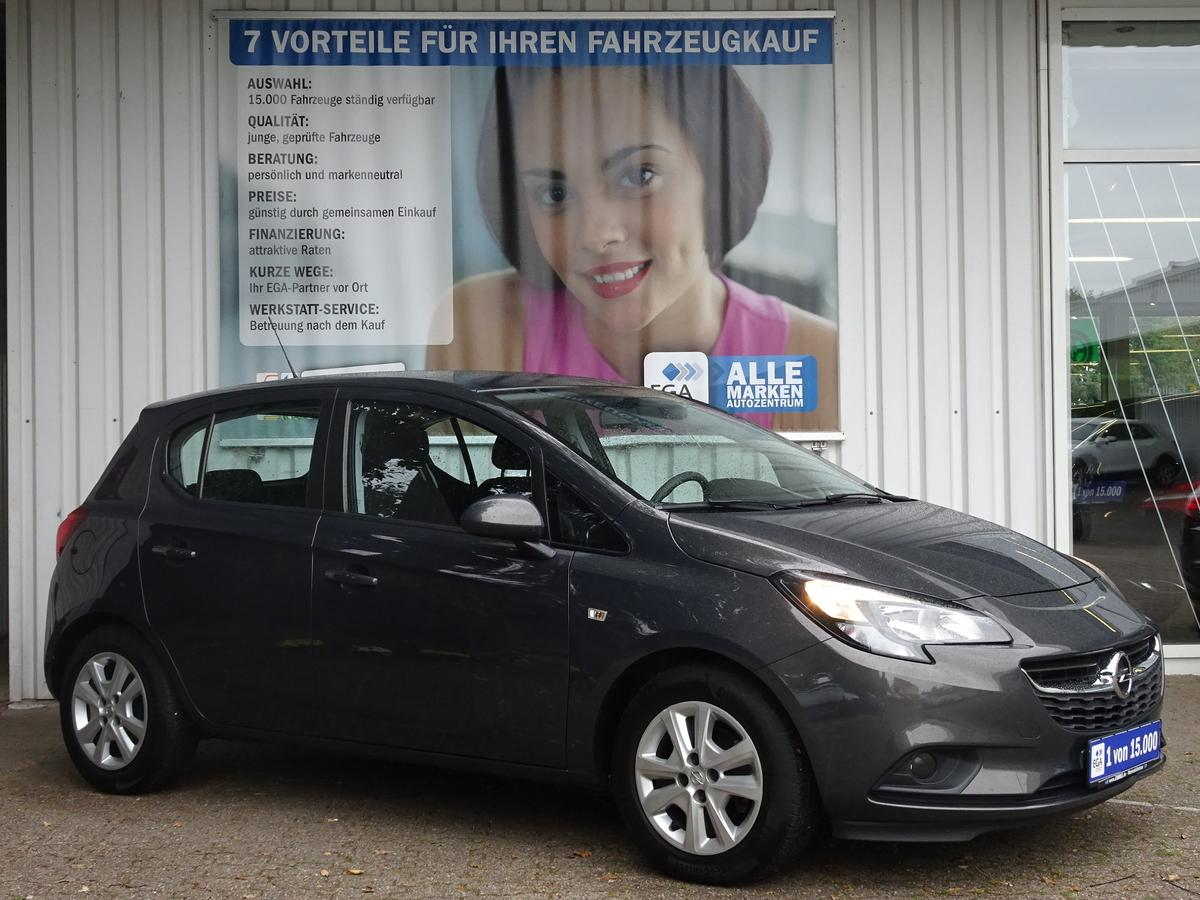 Opel Corsa E 1.2 EDITION KLIMA CD BLUETOOTH EURO 6 ERST 32 TKM