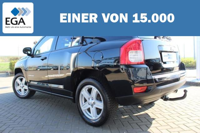 Jeep Compass 2.0 Limited SHZ/LEDER/AHK