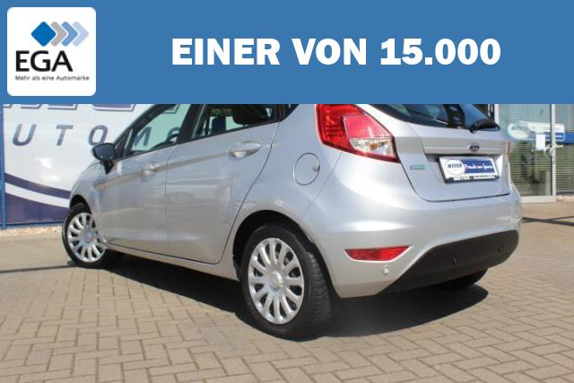 Ford Fiesta 1.0 EcoBoost Trend Powershift/Klima/PDC
