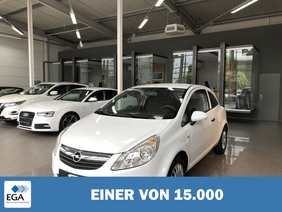 Opel Corsa D 1.0 Selection Klima Sound-Paket