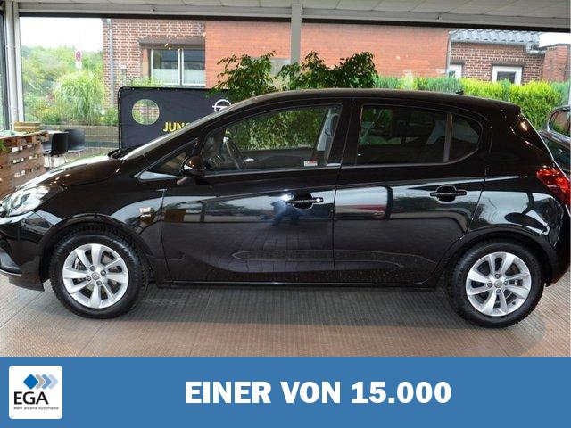 OPEL Corsa E 1.4 ON Kamera,Shz,Intelli