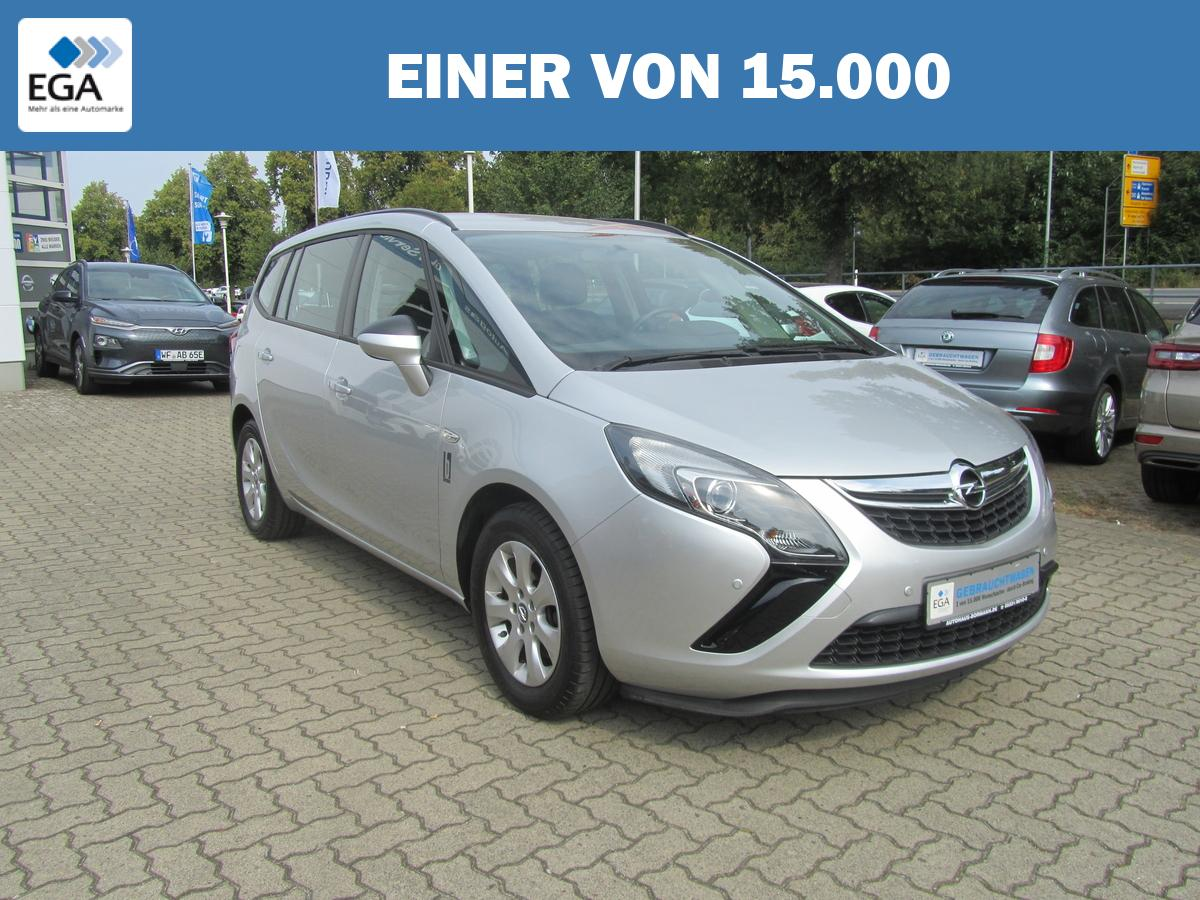 Opel Zafira Tourer 1.8 Selection 7-Sitzer+AC+CD-Radio+PDC