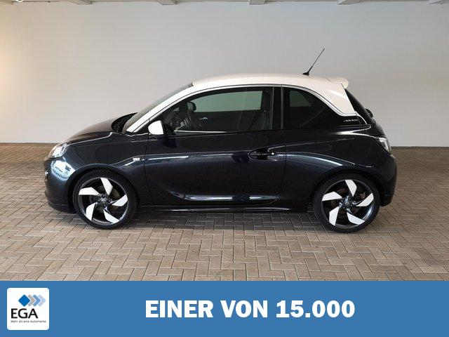 OPEL Adam Slam 1.0 ltr. Turbo 115PS+ Klima+Alu-Felgen,?