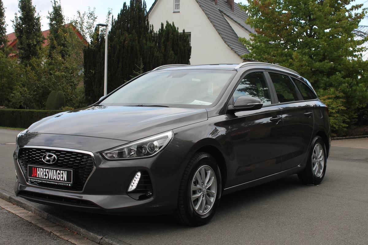 Hyundai i30 1.0 T*Erst 9Tkm*Garantie 04.2023 Winterpaket