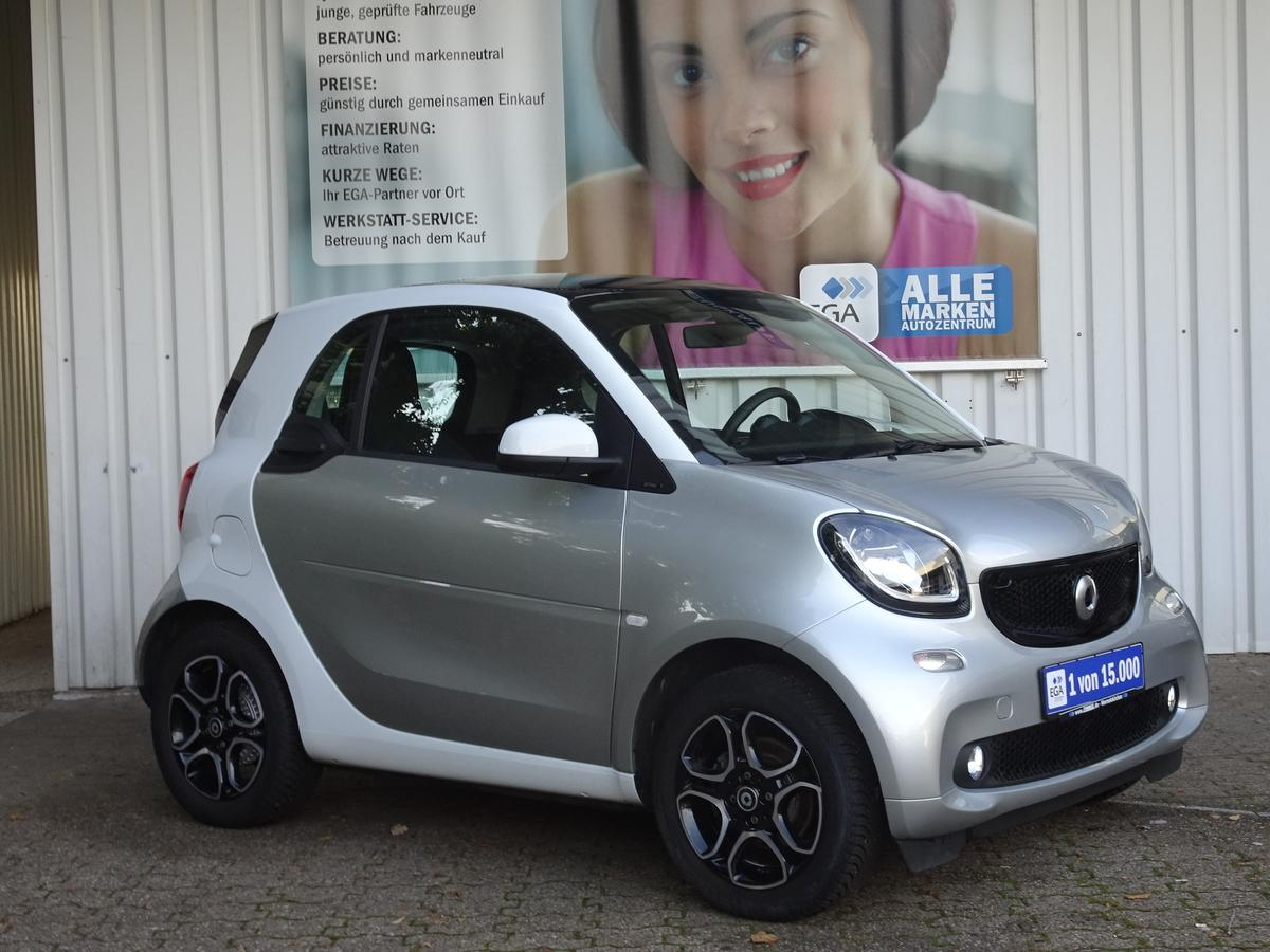 Smart ForTwo 52kW PRIME twinamic PANO*COOL*AUDIO*LED*SENSOR*KOMFOR