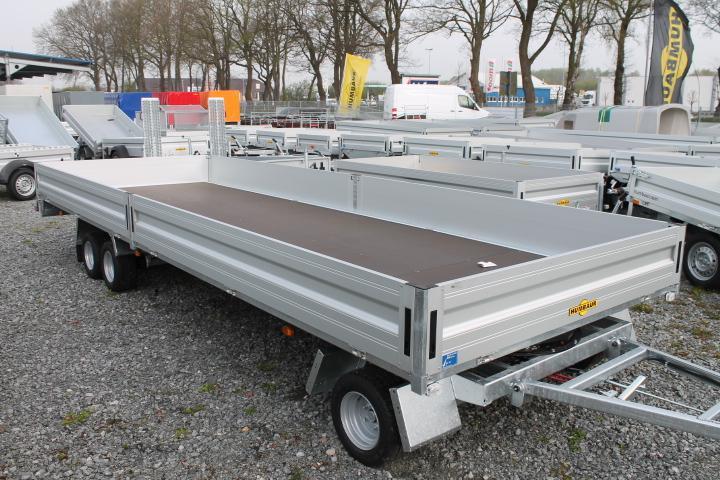 Humbaur HD 356121 Drehschemel-Hochlader 3.5t