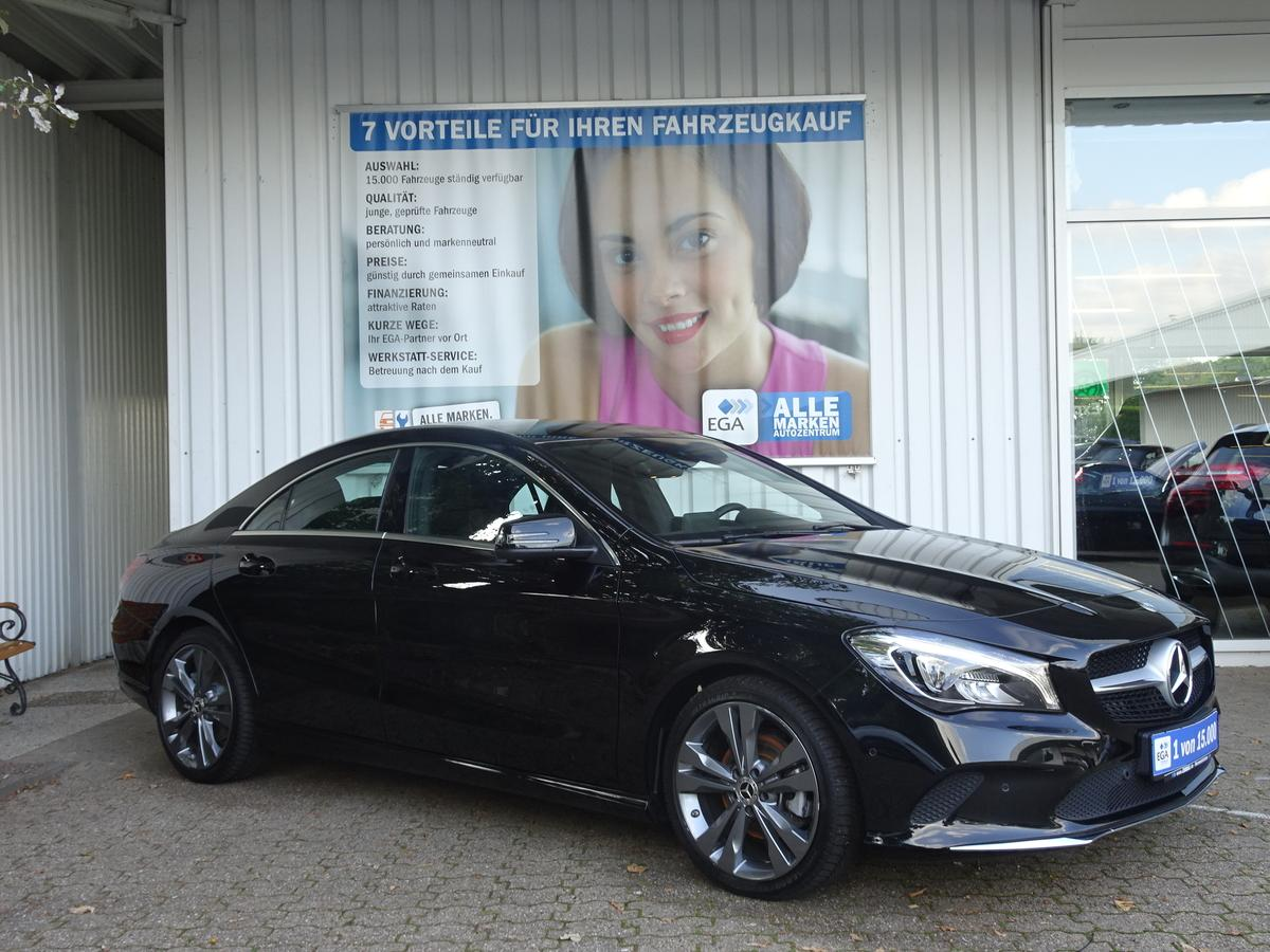 Mercedes-Benz CLA 180 Urban*PTS AKT*LED*SHZ*NAVI*MEDIA*ALU 18 ZOLL*TEMPOMA