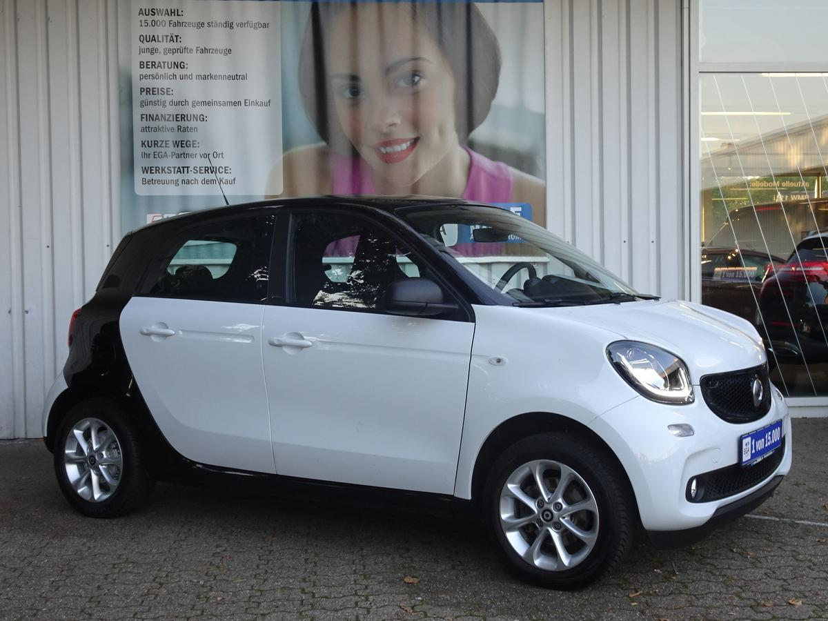 Smart ForFour 52kW passion twinamic COOL*AUDIO*LED*PDC*SHZ*SENSOR*