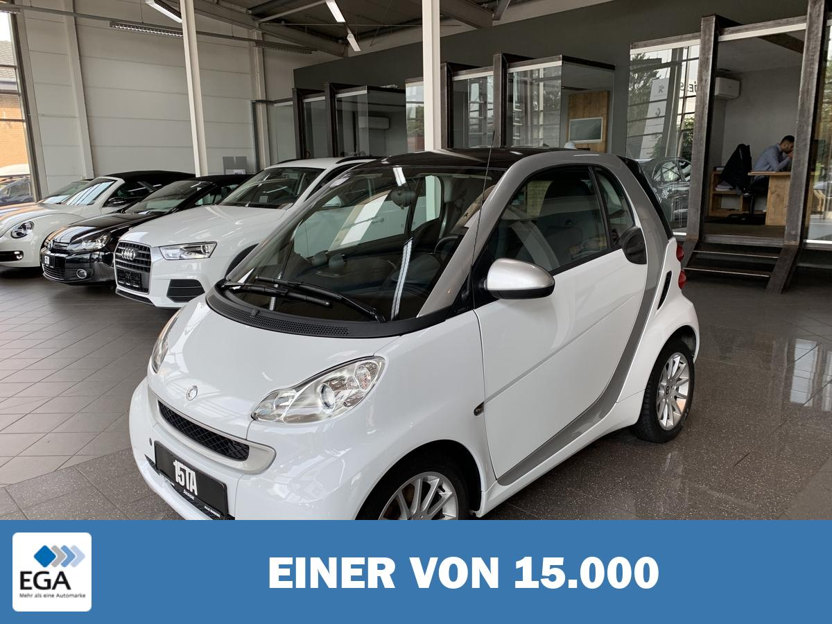 Smart ForTwo coupe mhd passion Klima SHZ Panorama
