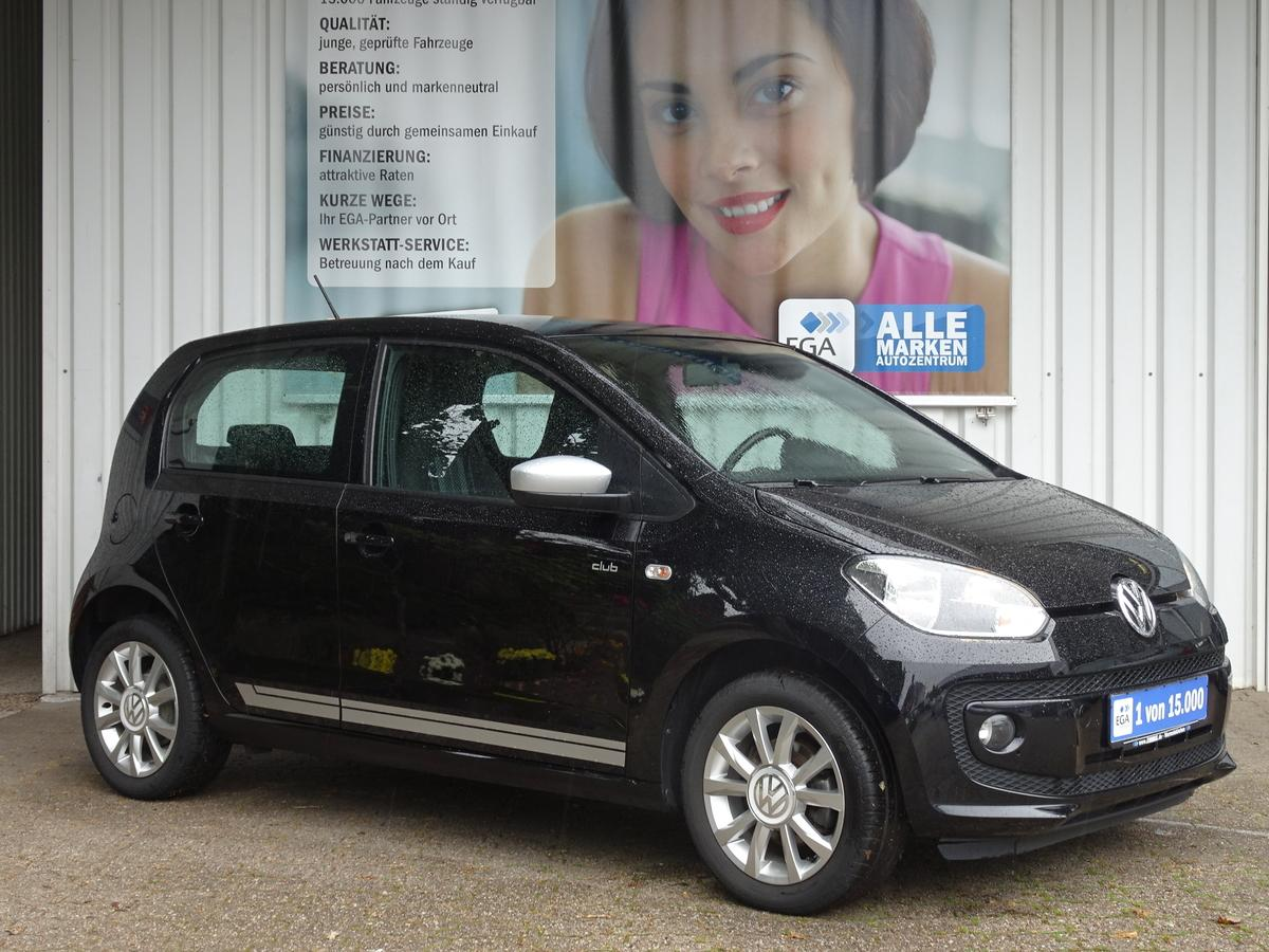 Volkswagen up! club up!*KLIMA*ALU*NAVI*SHZG*NSW*BTH*WINTER+COMFORT-PAK*