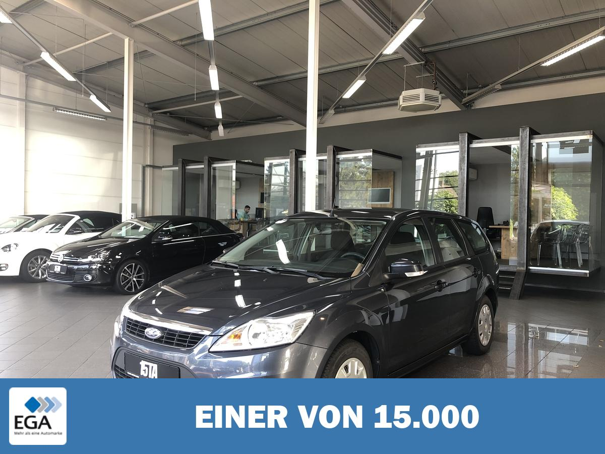 Ford Focus 1.6 Turnier Concept Klima