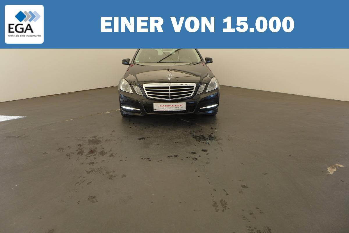 Mercedes-Benz E 250 CDi BlueE.Avantgarde Sport+Xenon Navi+Leder+