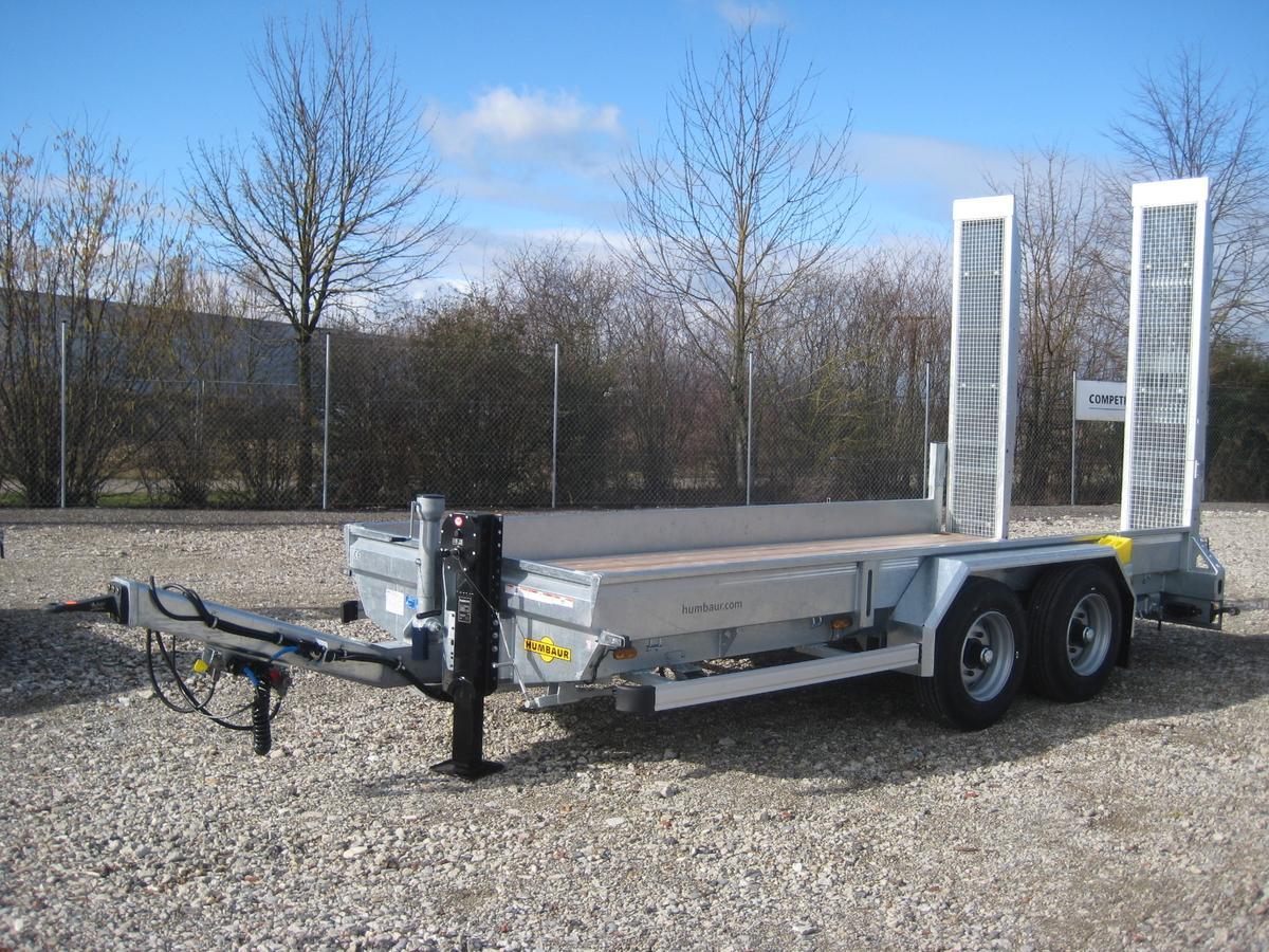 Humbaur HS 105020 Baumaschinentransporter