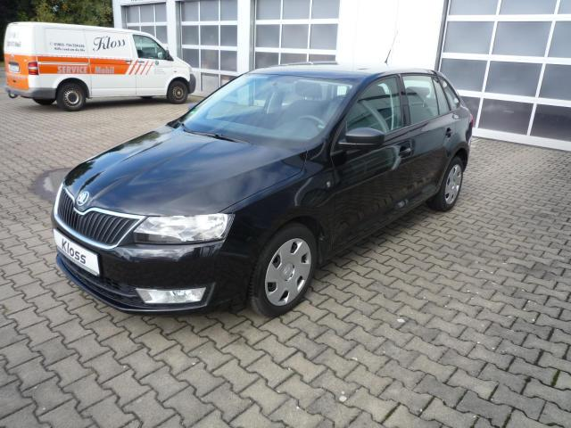 Skoda Rapid/Spaceback Rapid Spaceback 1.6 TDI Cool Edition