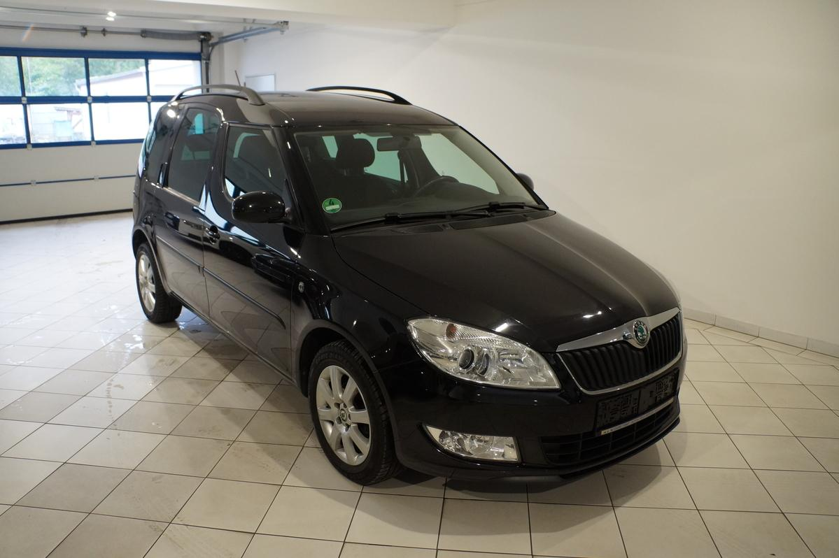 Skoda Roomster 1.2TSI STYLE SHZ PDC