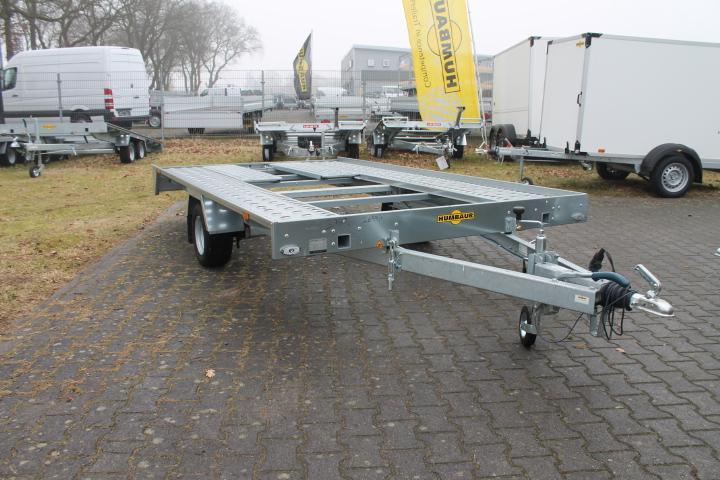 Humbaur FTK 153520 1.5t Fahrzeugtransporter kippbar