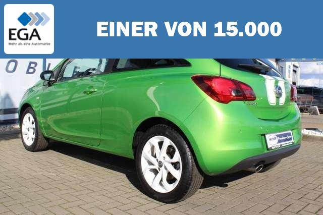 Opel Corsa E 1.4 Turbo Color Edition SHZ/PDC/ALU/Tempomat