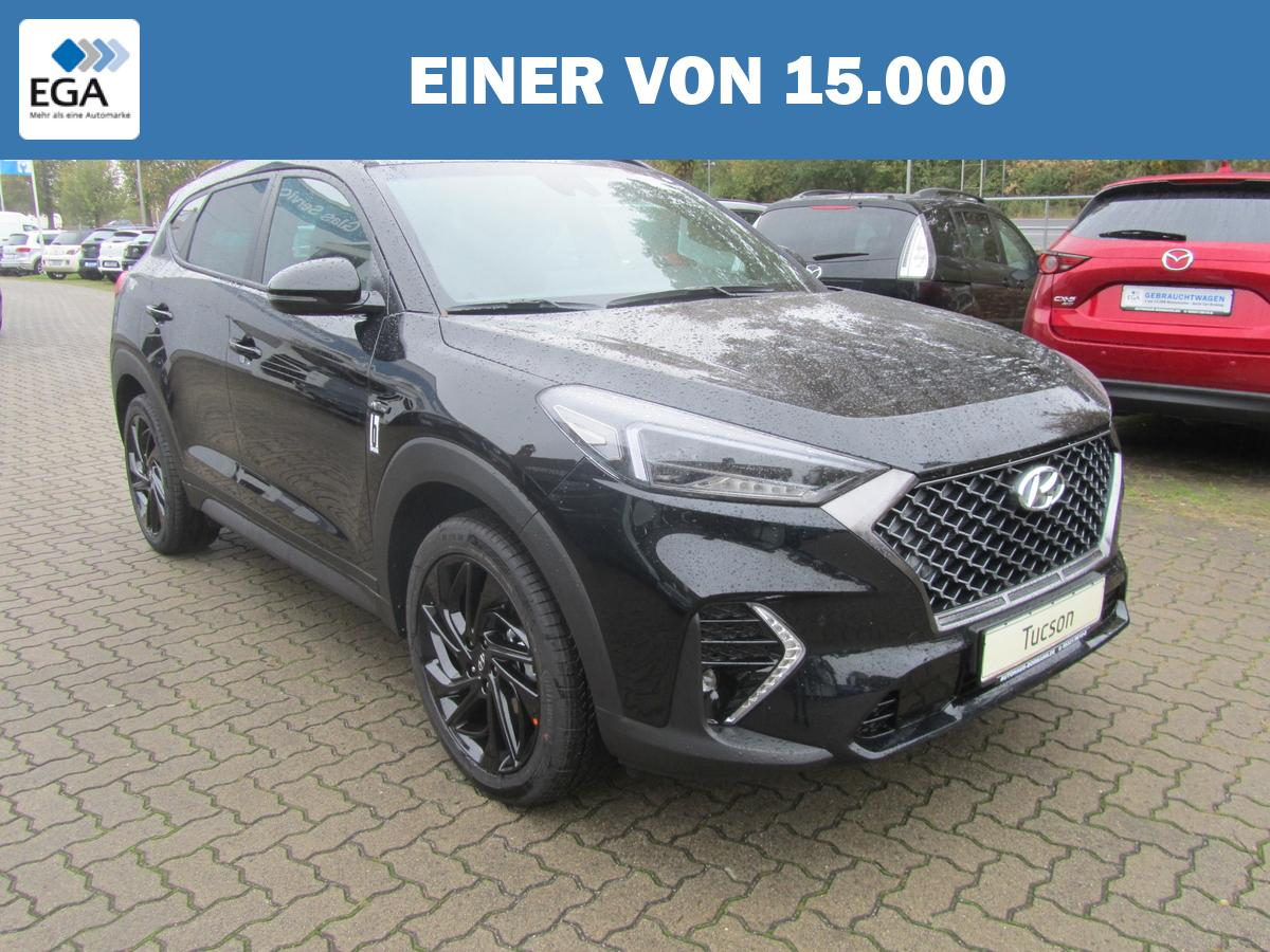 Hyundai Tucson N-Line 2.0CRDi (+48V) 8-AT 4WD N-Line Smart-Key,Panor