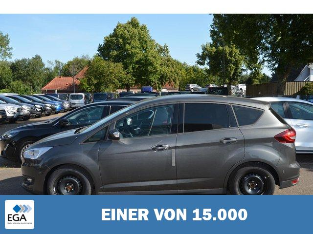 FORD C-MAX COOL & CONNECT EASY-PARKING / WINTER-PAKET
