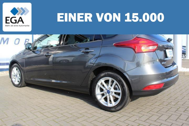 Ford Focus 1.5 EcoBoost Business Edi SHZ/Tempomat/16-Zoll/PD