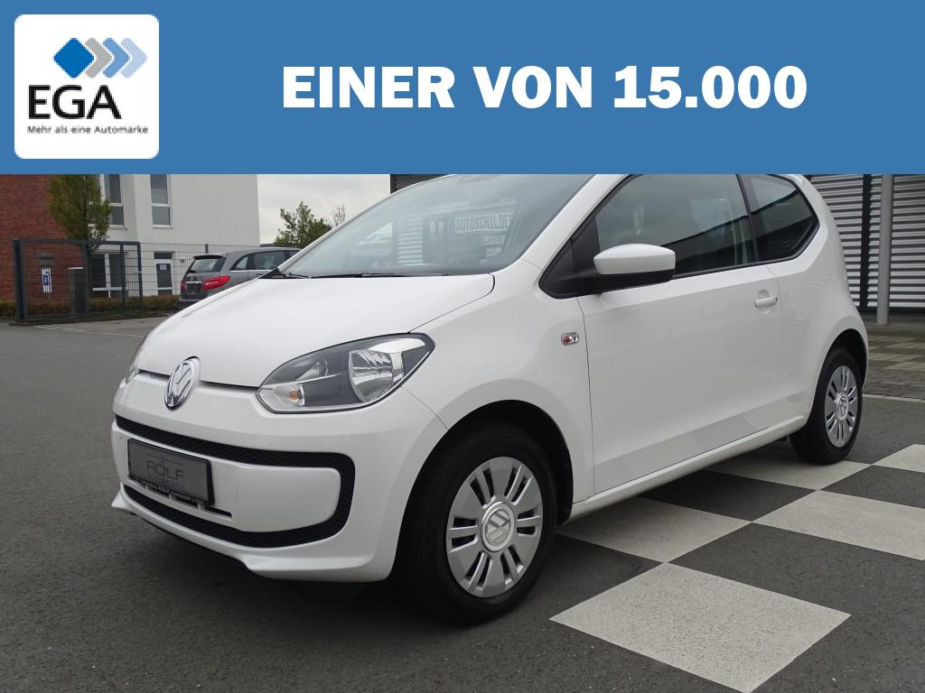VW up!  1.0   move up!   Cool & Sound Paket 1   3-türig