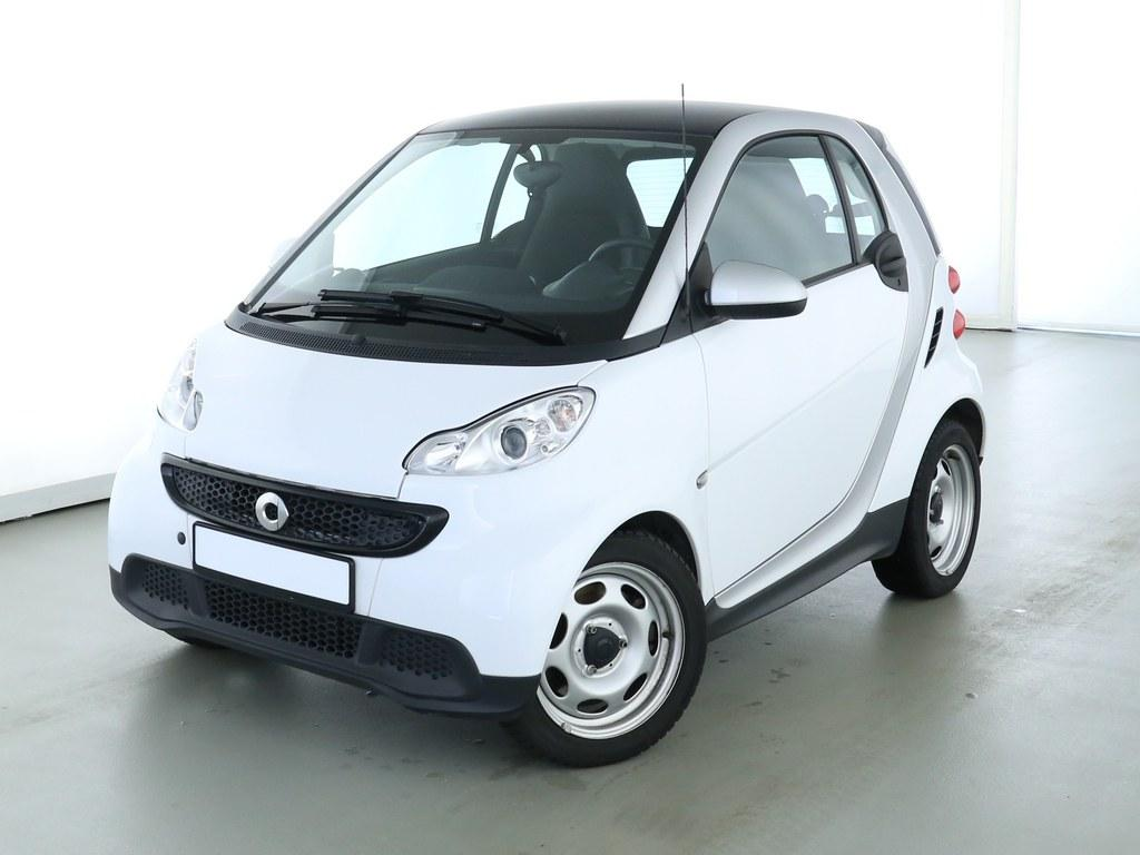 Smart fortwo coupe mhd pure SHZ Klimaaut eFH ZV ESP ABS Servo Stop/Start