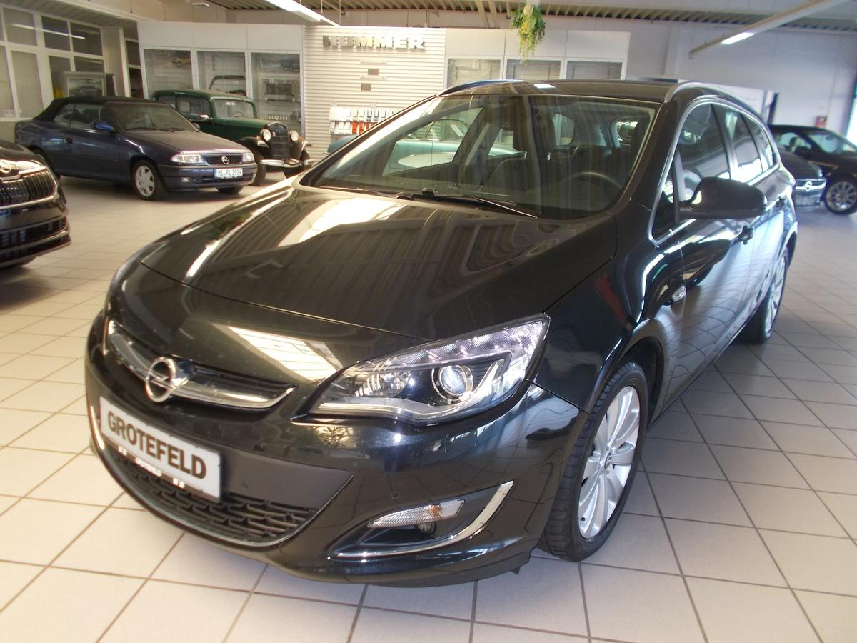 Opel Astra J Sports Tourer Innovation