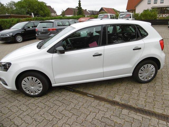 VW Polo 1.0 Trendline BMT 4Türen Klima Radio CD