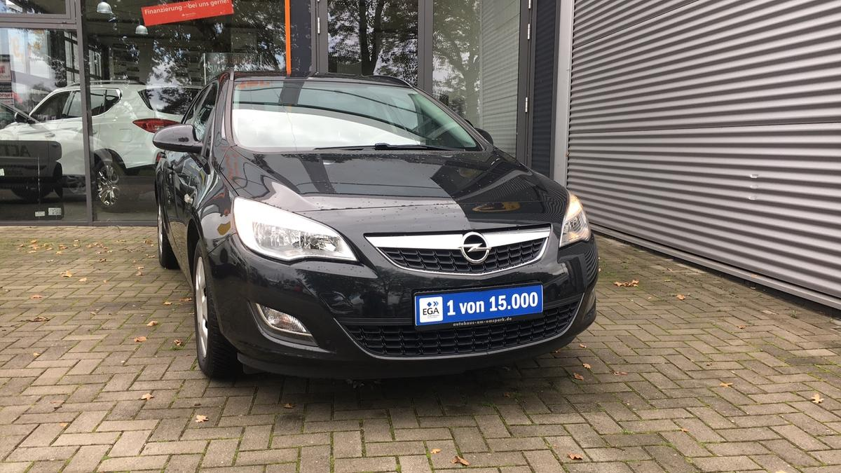 Opel Astra Sports Tourer 1,3 CDTI Selection AHK