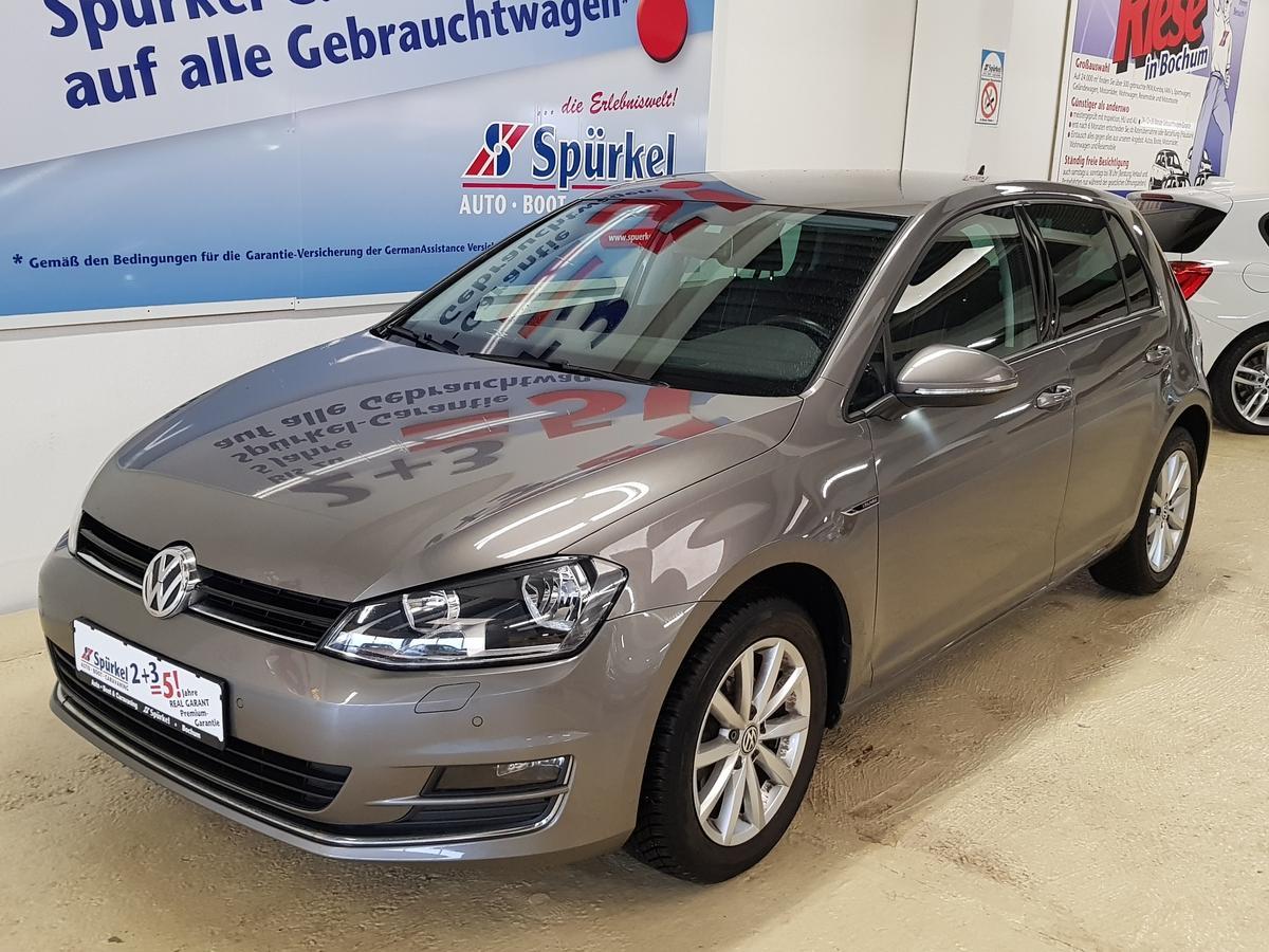 Volkswagen Golf VII 1.2 TSI Lounge