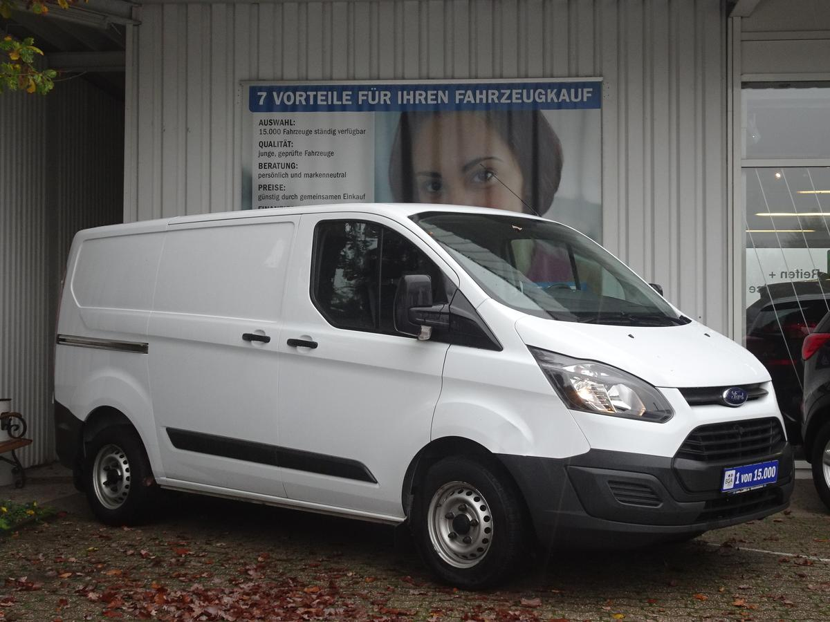 Ford Transit Custom 1H1 CITY LIGHT*AHK*KLIMA*1 HD