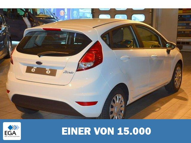 FORD FIESTA TREND COOL & SOUND-PAKET / WINTER-PAKET