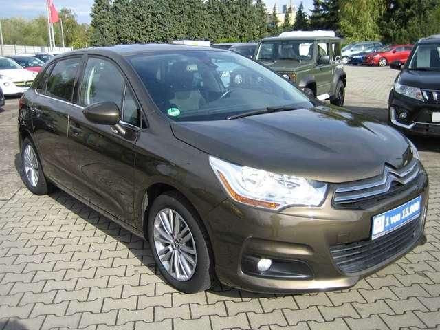 Citroen C4 1.6 VTi 120PS