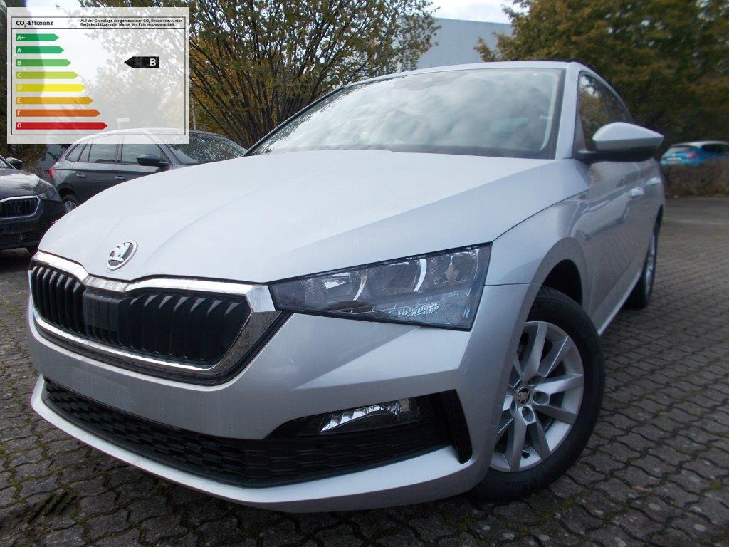 Skoda Scala TSI Ambition