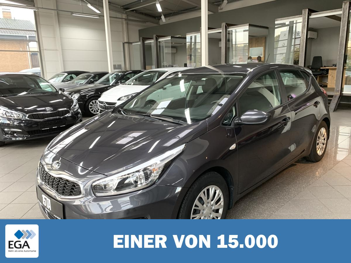 Kia cee'd 1.4 CVVT Attract Klima Bluetooth