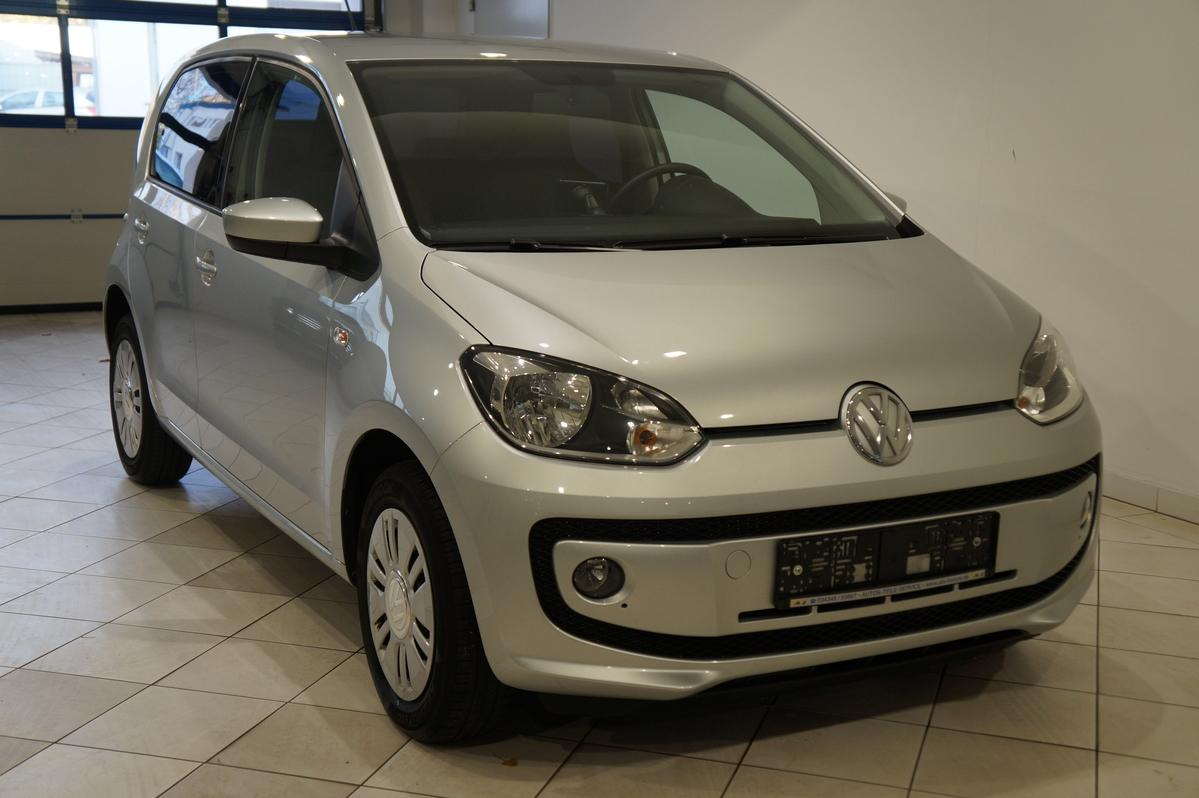 Volkswagen up! move 4 türig SHZ NAVI EUR 6
