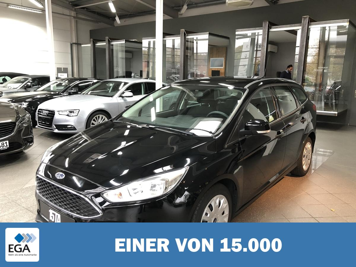 Ford Focus Turnier 1.0 EcoBoost Ambiente Klima Start/Stop